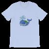 tracheostomy tshirt whale